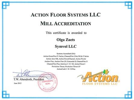 Action Floor Systems LLC